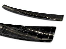 Накладка на задний бампер BMW X5 M G05 (19-) - Avisa (чёрная)