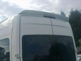 Спойлер MERCEDES Sprinter W907 (19-)