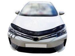 Мухобойка TOYOTA Corolla XI (13-18) - CappaFe (акрил)