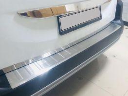 Накладка на бампер OPEL Combo E (18-) - стальная