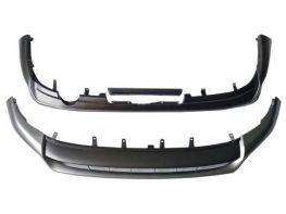 Накладки на бампера LEXUS GX 460 (14-19) - Спорт стиль