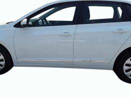 Хром молдинги дверные VW Polo VI (17-) HB