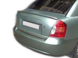 Спойлер Hyundai Accent III (MC; 06-09) Sedan - прилегающий
