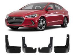 Брызговики Hyundai Elantra VI (AD; 2016-2020) - OEM
