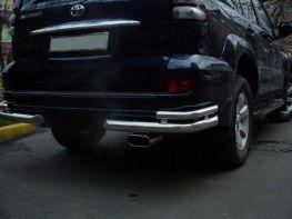 Углы задние двойные TOYOTA LC 120 Prado III