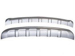 Накладка на бампер передний и задний KIA Sportage IV (16-18) - оригинал