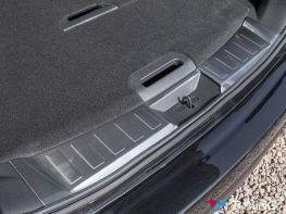 Защитная накладка на порог багажника NISSAN X-Trail T32
