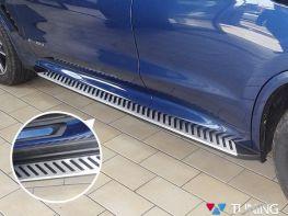 Пороги боковые BMW X3 G01 (18-) - OEM