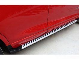 Пороги боковые BMW X4 G02 (18-) - OEM