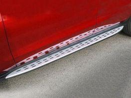 Пороги боковые MERCEDES GLE Coupe C292 - оригинал стиль