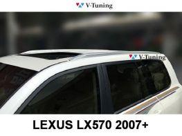 Рейлинги LEXUS LX 570 (2008-) - OEM