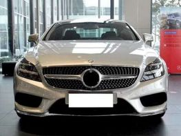 Решётка MERCEDES CLS W218 (15-18) - Diamond стиль