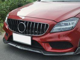 Решётка MERCEDES CLS W218 (15-18) - GTR стиль