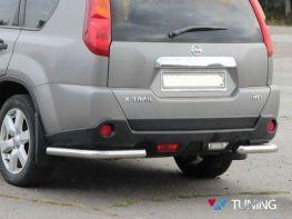 Защита задняя NISSAN X-Trail T31 (2007-) - углы