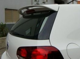 Спойлер VW Golf 6 (08-12) Hatchback - Votex стиль