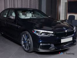 Комплект юбок BMW 5 G30/G31 M-Tech (17-19) - M-Performance