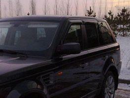 Ветровики Range Rover Sport (2005-2013) 5D - COBRA