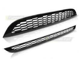 Решётка радиатора MINI Cooper R50/R53 (01-06) - чёрная