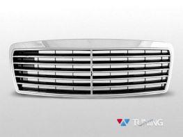 Решётка радиатора MERCEDES W210 (95-99) - AVANTGARDE