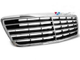 Решётка MERCEDES W210 (99-02) рестайл - AVANTGARDE