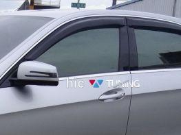 Ветровики MERCEDES E W212 (09-16) Combi - HIC