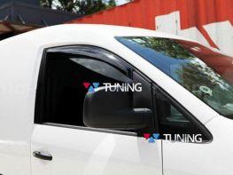 Дефлекторы окон VW Caddy III (04-15) - HIC