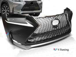 Бампер передний LEXUS NX (14-17) - F SPORT стиль