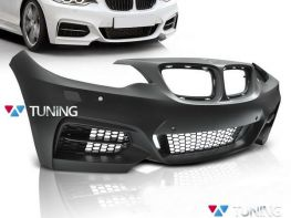 Бампер передний BMW 2 F22 / F23 (14-18) - M235 стиль