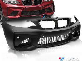 Бампер передний BMW 2 F22 / F23 (14-18) - M2 стиль