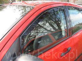 Ветровики FIAT Grande Punto / Evo (05-18) 5D - Heko