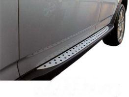 Пороги боковые BMW X3 E83 (2003-2010) - OEM