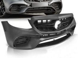 Бампер передний MERCEDES E W213 (16-18) - E63 AMG стиль