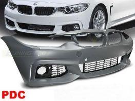 """Бампер передний BMW 4 F32 (2013-) """"M-TECH"""""""