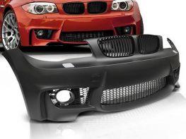 Бампер передний BMW E81 / E82 / E87 / E88 (04-13) - M1 стиль