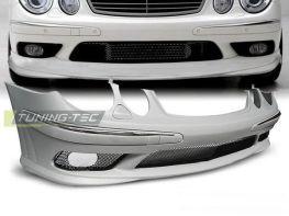 Бампер передний MERCEDES E W211 (02-06) - AMG