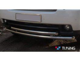 Защита передняя Range Rover III Vogue (02-12) - двойная дуга