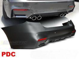 """Бампер задний BMW 3 F30 (2012-) """"M3-STYLE"""" АПС"""