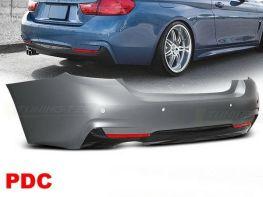Бампер задний BMW 4 F32 / F33 (13-) - M-Tech стиль