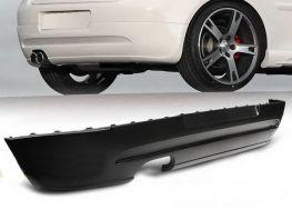 """Диффузор задний VW Golf V HB """"GTI Style SINGLE"""""""