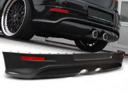 "Диффузор задний VW Golf V HB ""R32 Style DUAL"""