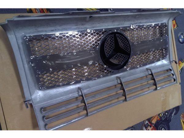"""Решётка радиатора MERCEDES G W463 (90-14) """"BRABUS"""""""