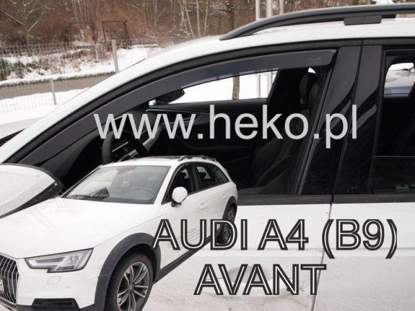 Ветровики AUDI A4 B9 Avant / Allroad - Heko 2