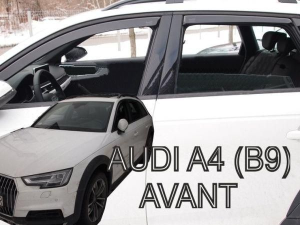 Ветровики AUDI A4 B9 Avant / Allroad - Heko 1