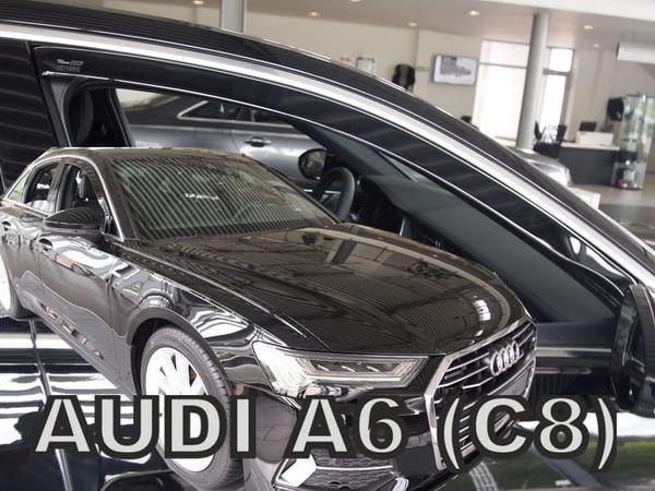Дефлекторы окон AUDI A6 C8 (2018+) Sedan - Heko 1