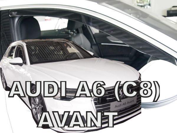 Дефлекторы окон AUDI A6 C8 (2018+) Avant (Combi) - Heko 1