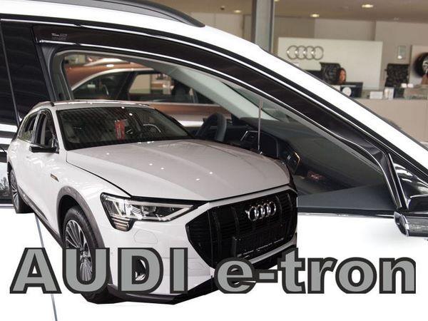 Дефлекторы окон Audi e-tron - Heko 2