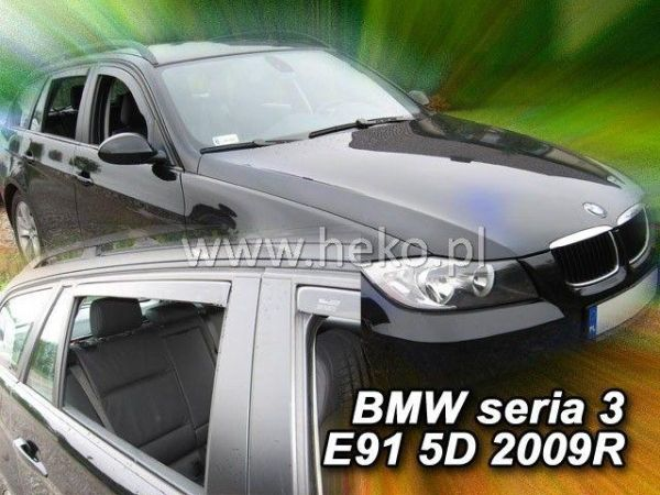 Ветровики BMW E91 (2005-2012) HEKO