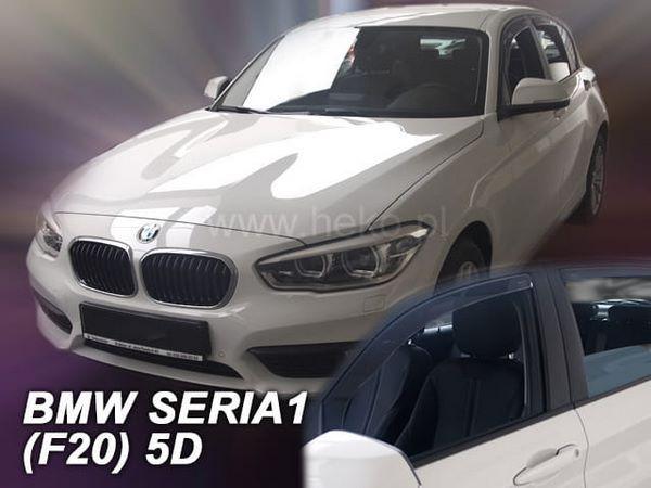 Ветровики BMW 1 F20 - Heko 1