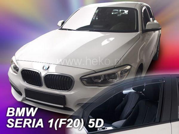 Ветровики BMW 1 F20 - Heko 2