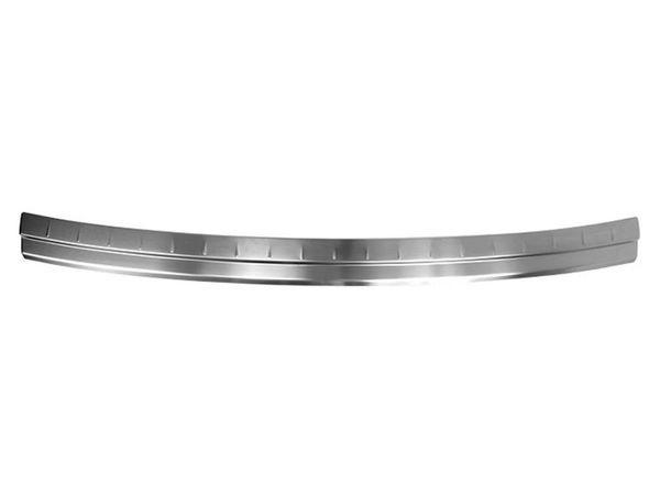 Хром накладка на задний бампер AUDI Q7 II (4M) (2016-) OMSA